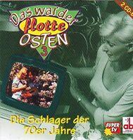 Das war der flotte Osten 3 (70er Jahre, Schlager, 1993) Frank Schöbel, .. [2 CD]