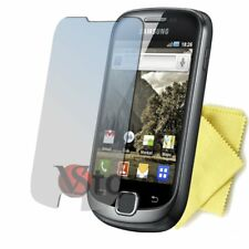 3 Películas Para Samsung GT S5670 GALAXY AJUSTE Film Protector De Pantalla