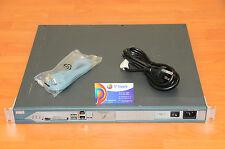CISCO C2811-VSEC/K9 Router w/ PVDM2-16, 64F/256D 6MthWtyTaxInv