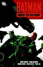 Under the Red Hood by Jeph Loeb and Judd Winick (2011, Paperback)