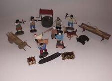 Safari Limited Figurines Settlers Set Of 17 John Smith