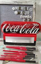 COCA-COLA X MORPHE SWEEP IT REAL BRUSH COLLECTION - BNIB - SOLD OUT