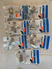 7x Sharkbite 34 Barb Pex Plug Uc518lfa Lot Of 7 Bags New One Bag Apollo Brand