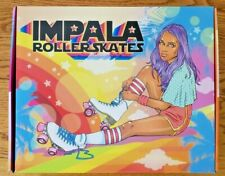 Impala Quad Roller Skates Holographic Size 9w - in Hand Ready to Ship