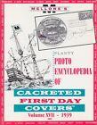 Mellone's Planty Photo Encyclopedia of Cacheted FDCs, Volume XVII, 1939 Baseball
