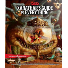 XANATHAR'S GUIDE TO EVERYTHING - DUNGEONS & DRAGONS *BRAND NEW HARDCOVER**