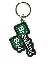 BREAKING BAD - Schlüsselanhänger Rubber Logo