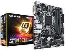 Scheda Madre Motherboard Intel Gigabyte Z370m-ds3h Ddr4 USB 3.0 SK 1151