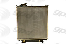 Global Parts Distributors 2816C Radiator
