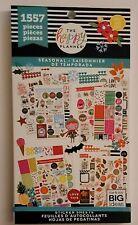 HAPPY PLANNER Seasonal Stickers - 1557 Pieces!  NEW!
