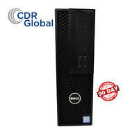 Dell Precision Tower 3420 SFF Intel Core i7 6th Gen 8GB RAM 2TB HDD Win 10 Pro