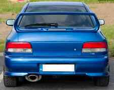 JDM SUABRU IMPREZA V5 V6 VERSION 5 6 REAR LIPS SKIRT OEM JAPAN