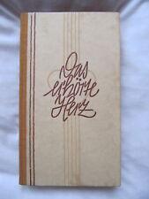 Das erhörte Herz Novellen der Lebenden Nora Tinnefeld  Buch antiquarisch 1948