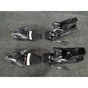 Salomon Z12 Ski Binding Pair 90mm Brake Black
