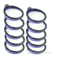 Blue Post Motor Allergy HEPA Filter for Dyson DC25 DC25i Vacuum Cleaner x 10