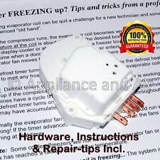 Beverage Air 19-1257-00 / 502-171A Defrost Timer +RepairTips Hardw. Ships Today!