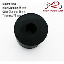 rubber bush shock absorber mounting block suspension coupling noise machinery