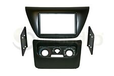 MITSUBISHI Lancer 2002-2007 Radio Dash Kit Standard 2DIN SATIN BLACK KT-MI001B