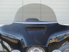 "Harley Davidson 10"" light tint windshield Street Glide/Electra Glide 2014-2018"