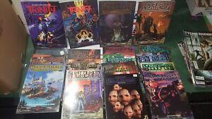 Trinity RPG ( 18 books )