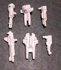 Transformers G1 MONSTRUCTOR 6 Small Gun REPRO lot Monster pretenders slog 1