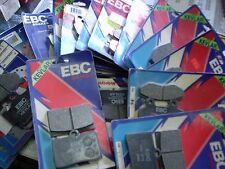 FACTORY EBC BRAKE PAD GIANT BLO-OUT! # FA121 HONDA CBR 600F CB450S VINTAGE