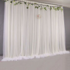 7ft 10ft  20ft Party Weddings Baby Shower Birthday Window Home Backdrop Curtain