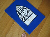 vintage GAMEPLAY USER MANUAL for The Pawn video game commodore 64 ibm pc book