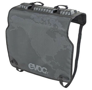 EVOC TAILGATE PAD DUO FITS ALL TRUCKS BLACK Only Used Once & Outside the Return
