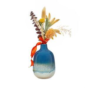 Sass & Belle Mojave Glaze Vases Flower Vase Holder Home Deco