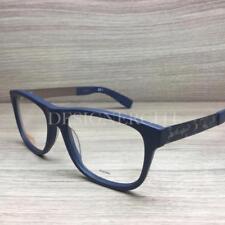 c7bae48d2c Hugo Boss Orange BO 0271 Eyeglasses Matte Blue JX5 Authentic 53mm