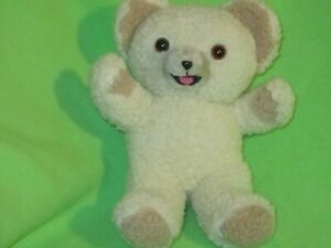 "Snuggle Bear Fabric Softener Lever Brothers 10""  Plush Stuffed Toy Vintage HTF"