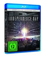 Independence Day - Extended Cut [Blu-ray/NEU/OVP] Will Smith / Roland Emmerich