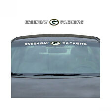 Team ProMark NFL Green Bay Packers Car Truck Suv Windshield Decal Sticker