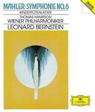 Mahler / Bernstein,L - Mahler: Symphony 6 / Kindertotenli [New CD] Japan -