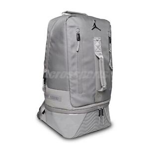 Nike Air Jordan 11 Cool Grey Backpack AJ11 XI Jumpman Bag JD2143006GS-001
