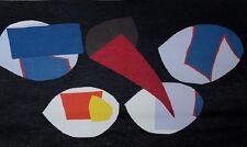 Richard Mortensen, Composition. Coloured lithograph