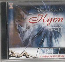 kyon, hindi remix [cd] by sanjiv trivedi's