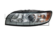 TYC Left Driver Side Halogen Headlight for Volvo S40 V50 2008-2011 Models
