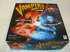 VAMPIRE HUNTER - 2002 Hasbro board game - COMPLETE! TESTED!