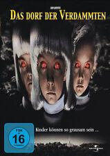 Das Dorf der Verdammten (John Carpenter) Christopher Reeve             DVD   205