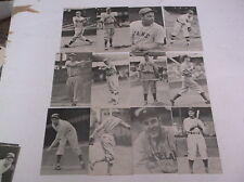 1973 TCMA Baseball League Leaders 1930's 24 card set-----C