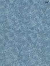 Filigree Echo Tonal cotton fabric BTY Timeless Treasures Water Blue