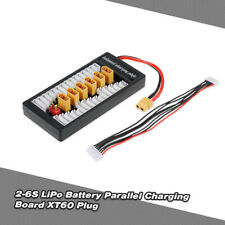 XT30 Parallel Plate Balance Lipo Battery Charge Board Adapter Bullet Banana WT