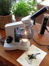 hochwertiges Schul Labor Mikroskop Euromex XE.5625 40x 100x 400x