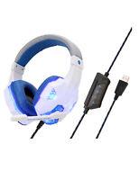 7.1 Computerspiel Hedset Rauschunterdrückung Surround Sound Kopfhörer für PS4/PC