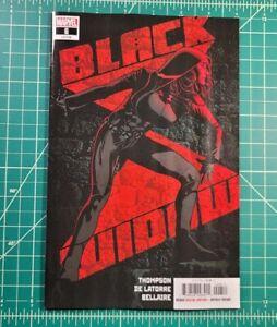 Black Widow #6 Adam Hughes Cover A 🔥 Marvel Comics New Suit! 1st Lucy Nguyen 🔥