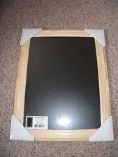 Securit Wallboard / Menu Board, Black, Natural finish, 400x500mm, New RRP £26.39