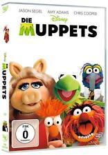 Die Muppets - Der Film (2012) ..Disney DVD OVP/NEU