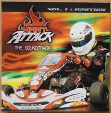 Kart Attack - The Soundtrack - CD neu & OVP